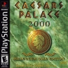Caesars Palace 2000 - Millennium Gold Edition Sony PlayStation cover artwork