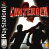 Contender Sony PlayStation cover artwork