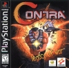 Contra - Legacy of War Sony PlayStation cover artwork