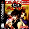 Dead or Alive Sony PlayStation cover artwork