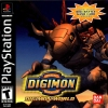 Digimon World Sony PlayStation cover artwork