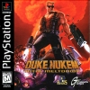 Duke Nukem - Total Meltdown Sony PlayStation cover artwork