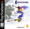 Einhander Sony PlayStation cover artwork