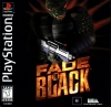 Fade to Black Sony PlayStation cover artwork