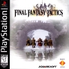 Final Fantasy Tactics Sony PlayStation cover artwork
