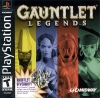 Gauntlet Legends Sony PlayStation cover artwork