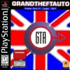 Grand Theft Auto - London 1969 (Mission Pack #1) Sony PlayStation cover artwork