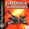 Grudge Warriors Sony PlayStation cover artwork