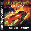Impact Racing Sony PlayStation cover artwork