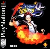 King of Fighters '95, The Sony PlayStation cover artwork