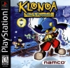 Klonoa - Door to Phantomile Sony PlayStation cover artwork