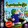 Lemmings & Oh No! More Lemmings  Sony PlayStation cover artwork