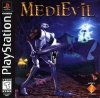 MediEvil Sony PlayStation cover artwork