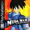Mega Man Legends Sony PlayStation cover artwork