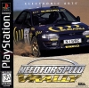Need for Speed - V-Rally Sony PlayStation cover artwork