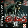 Nightmare Creatures II Sony PlayStation cover artwork