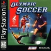 Olympic Soccer Sony PlayStation cover artwork