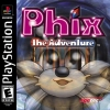 Phix - The Adventure Sony PlayStation cover artwork