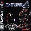 R-Type Delta Sony PlayStation cover artwork