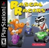 Rascal Racers Sony PlayStation cover artwork