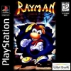 Rayman Sony PlayStation cover artwork