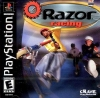 Razor Racing Sony PlayStation cover artwork