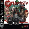 Re-Loaded - The Hardcore Sequel Sony PlayStation cover artwork
