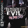 Resident Evil 3 - Nemesis Sony PlayStation cover artwork