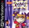 Rugrats - Totally Angelica Sony PlayStation cover artwork