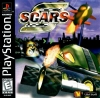 S.C.A.R.S. Sony PlayStation cover artwork