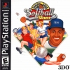 Sammy Sosa Softball Slam Sony PlayStation cover artwork