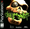 Skullmonkeys Sony PlayStation cover artwork
