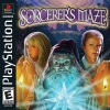 Sorcerer's Maze Sony PlayStation cover artwork