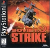 Soviet Strike Sony PlayStation cover artwork