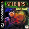 Spec Ops - Covert Assault Sony PlayStation cover artwork