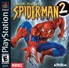 Spider-Man 2 - Enter - Electro Sony PlayStation cover artwork