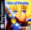 Tales of Destiny Sony PlayStation cover artwork