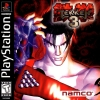 Tekken 3 Sony PlayStation cover artwork