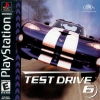Test Drive 6 Sony PlayStation cover artwork