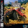 TNN Motor Sports - Hardcore 4x4 Sony PlayStation cover artwork