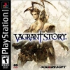 Vagrant Story Sony PlayStation cover artwork