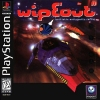 WipEout Sony PlayStation cover artwork