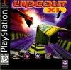 WipEout XL Sony PlayStation cover artwork