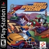 Woody Woodpecker Racing Sony PlayStation cover artwork