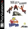 WWF In Your House Sony PlayStation cover artwork