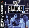 WWF SmackDown ! Sony PlayStation cover artwork