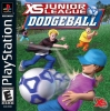 XS Junior League Dodgeball Sony PlayStation cover artwork