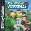 XS Junior League Football Sony PlayStation cover artwork
