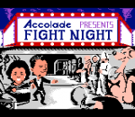 Fight Night title screenshot