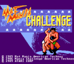Mat Mania Challenge title screenshot